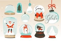 Merry Christmas illustrations Product Image 5