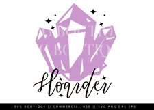 Crystals Magic Boho SVG Bundle For Crafters Product Image 2