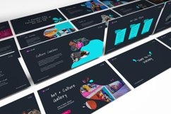 Art Gallery Keynote Template Product Image 2