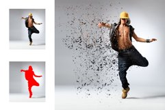 15 Wall Art Photoshop Actions Bundle Product Image 23