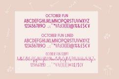 October Fun Product Image 4
