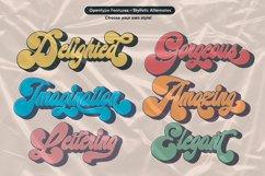 Midway | Retro Script Font Product Image 4
