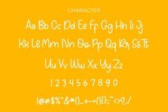 Orange Fresh Handwritten Font Product Image 6