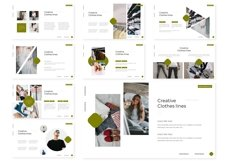 Chloting | Powerpoint Template Product Image 3
