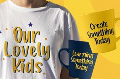 Lovely Kids - Playful Font Product Image 6