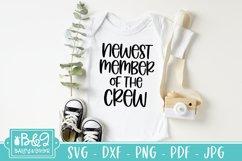 Baby SVG Bundle - Newborn SVG Cut Files - 20 Designs Product Image 12