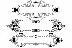 Naive Ornaments Family Pack (seven fonts) Product Image 4