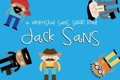 PN Jack Sans Product Image 1