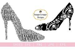 SVG Bundle Unicorn, Butterflies, Trees, Shoes Product Image 3