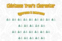 Christmas Tree Display font Product Image 4