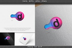 hand drawn cookies logo Designs Inspiration Isolated on Whit Product Image 1