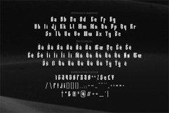 Web Font Exclamation Font Product Image 3