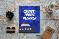 Cruise Travel Planner CUSTOMIZABLE CANVA TEMPLATE Product Image 5
