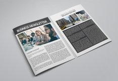 Business Newsletter Template Product Image 7