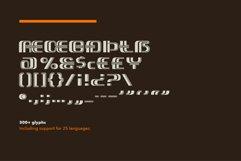 SB Genie - Op Art Font Product Image 4