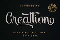 Creattion Product Image 1
