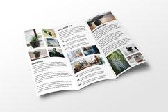 Multipurpose Trifold Brochure Template | Portfolio Brochure Product Image 2