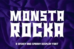 Funky Font Mini Bundle Product Image 3