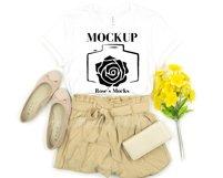 Bella Canvas 3001 Mockup Bundle - Tshirt Mockup Bundle Product Image 6
