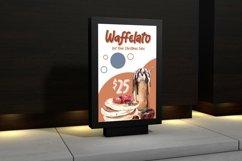 Web Font Waffelato - Inspired Font Product Image 6