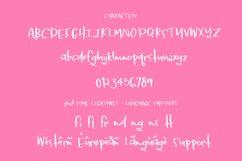 Springbreak Font Product Image 6