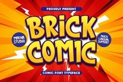 Brick Comic Product Image 1
