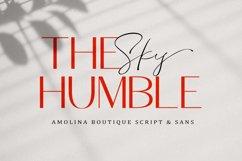 Amolina Boutique Font Duo Product Image 3