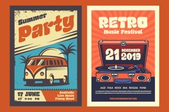 Chubby and Groovy - Retro Font Product Image 4