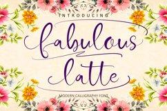 Fabulous Latte Product Image 1