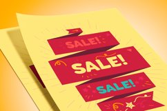 Vector Sale Ribbon Product Image 2