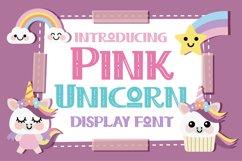 Pink Unicorn Product Image 1