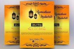 Ramdaan Mubarik Flyer Product Image 1