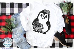 Snowflake Animal SVG Bundle   Winter Animal SVG Cut Files Product Image 4