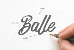 Harbala   Elegant Modern Script Font Product Image 5