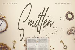Smitten Script Product Image 1
