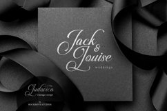 ludovica - A Modern Calligraphy Font Product Image 2
