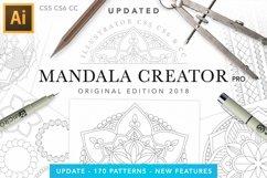 Vector Mandala Creator PRO for Illustrator Product Image 1