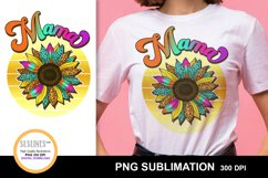 Sunflower Sublimation Designs MiniBundle with Leopard Print Product Image 5