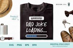 Funny Dad Bundle - SVG cut files Product Image 3