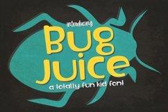 Bug Juice Font Product Image 1