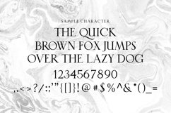 Queenstown // Font Duo Vol.01 Product Image 4