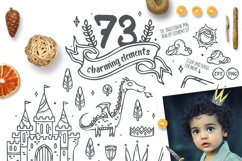 Little King - Prince Graphic Pack - kids and boys Product Image 2