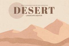 Desert Landscape Creator Product Image 1