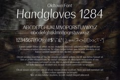 Oldtown Font Product Image 2