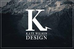 Eadita Luxury Serif Font Family Product Image 6