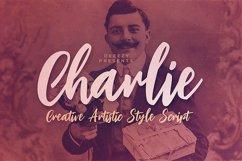 Charlie Script Font Product Image 1