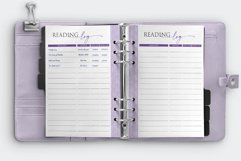 Printable Book Reading Journal Product Image 4