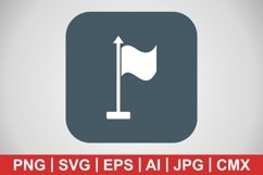 Vector Flag Icon Product Image 1