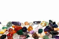 Healing Crystals Background Amethyst Quartz Collection Product Image 3