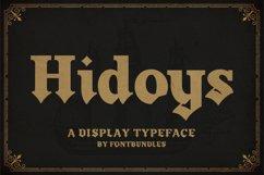 Hidoys Product Image 1